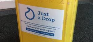 Just a Drop charity