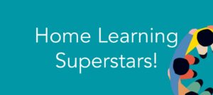 We are so proud of our Super Home Learners!